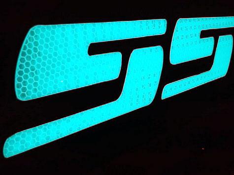 Logo holographique 3D