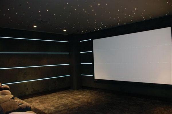 Mur capitonnage électroluminescent sécurité design