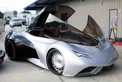 Concept car de John Cena