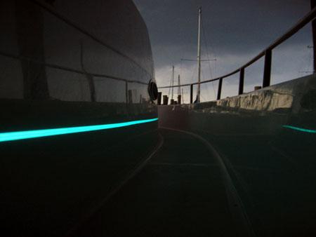 Veilleuse électroluminescente