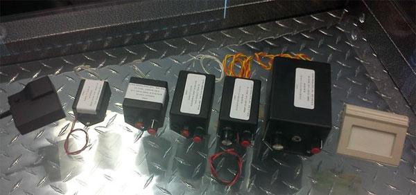 Boîtiers et drivers électroluminescents
