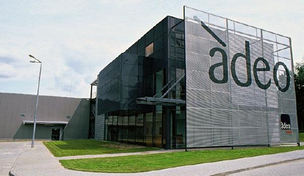 Usine hightech Adeo en Pologne