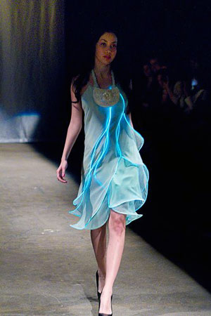 robe-electroluminescente