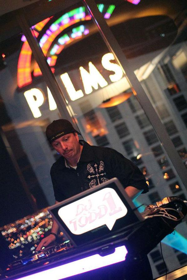 DJ matériel électroluminescent